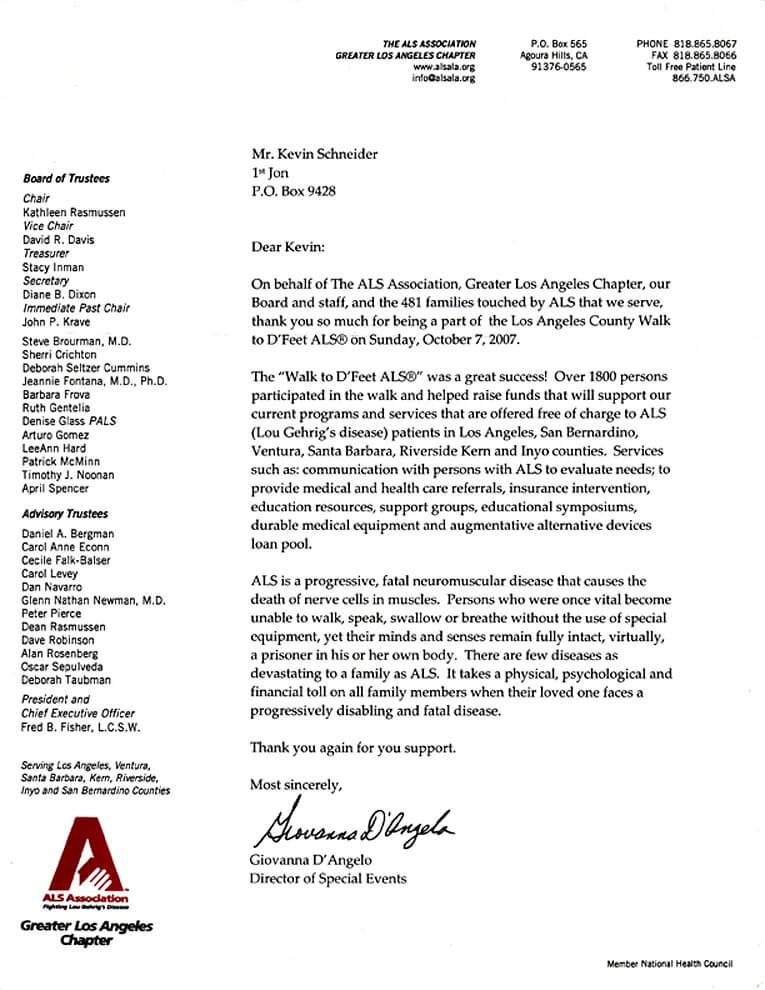 ALS testimonial- for 1stJon