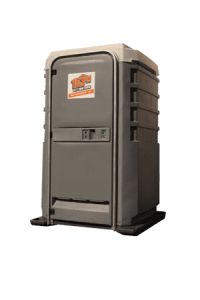 Deluxe Portable Toilet Rental
