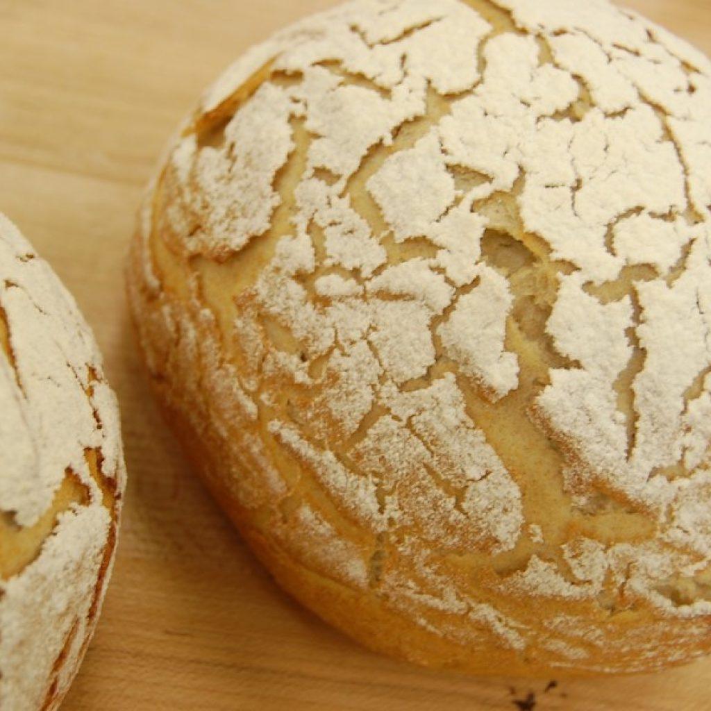 Ancient Emmer & Beer Bread   Anita's Organic Mill