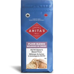 60/40 Bakers Blend | Anita's Organic Mill
