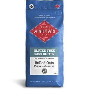 Gluten Free Rolled Oats | Anita's Organic Mill
