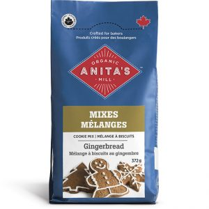 Gingerbread Cookie Mix | Anita's Organic Mill