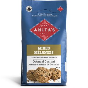 Oatmeal Current Cookie Mix | Anita's Organic Mill