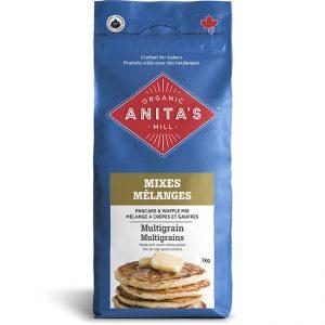 Multigrain Pancake Mix | Anita's Organic Mill