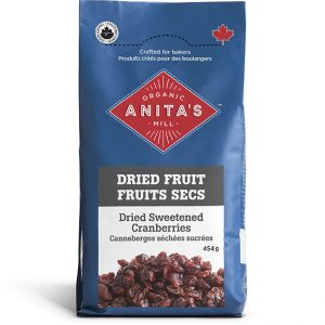Dried Sweetened Cranberries | Anita's Organic Mill