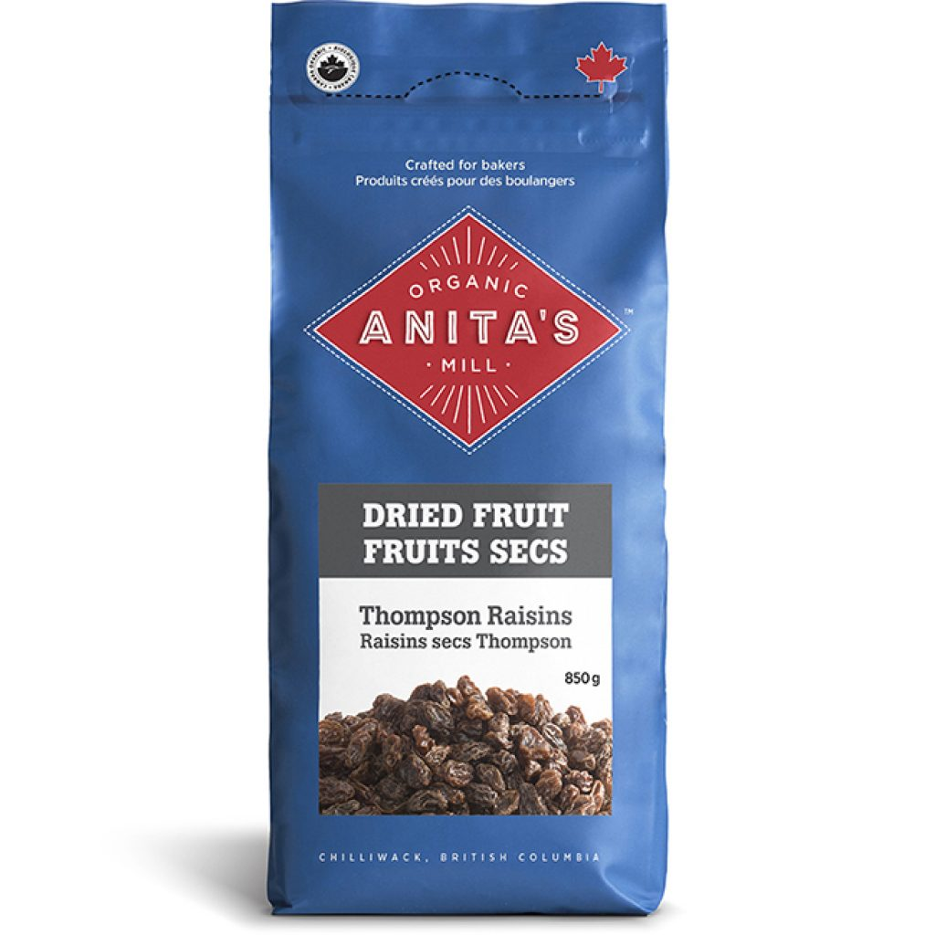 Thompson Raisins | Anita's Organic Mill