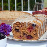 Bumble Berry Lemon Loaf | Anita's Organic Mill