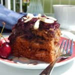 Upside-Down Cherry Cake | Anita's Organic Mill