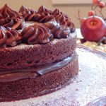 Chocolate Beet Cake with Velvety Chocolate Frosting – No Dairy & No Eggs | Anita's Organic Mill