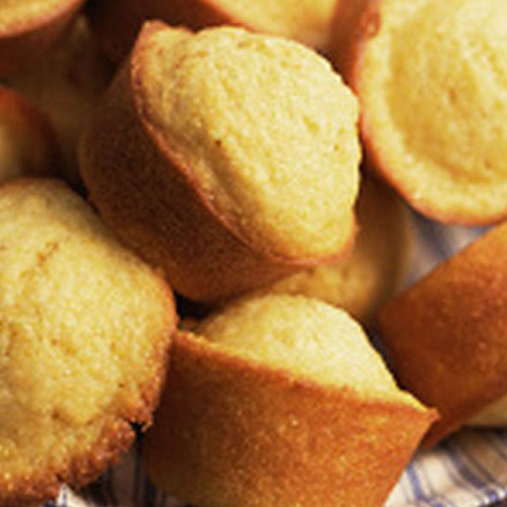 Cornbread Dinner Muffins | Anita's Organic Mill