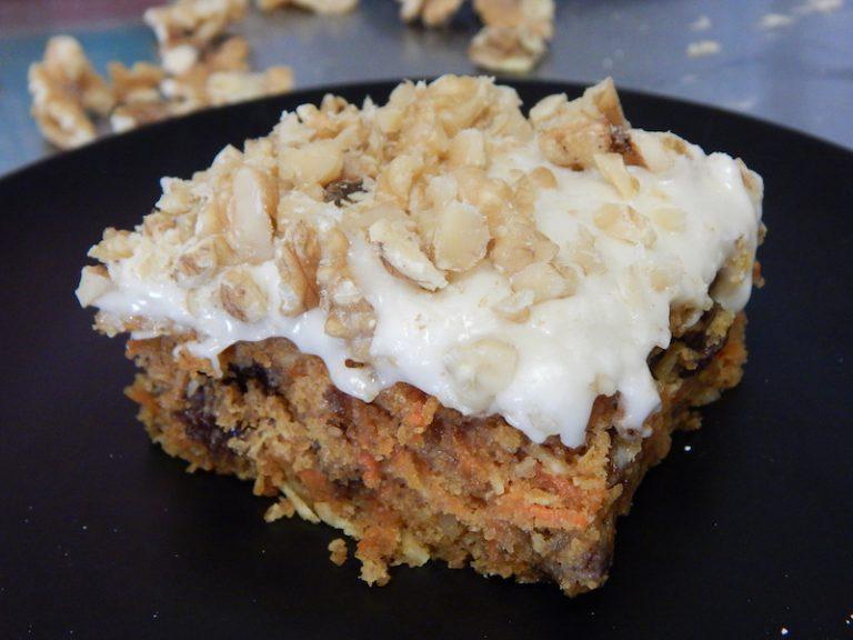 Einkorn Carrot Cake | Anita's Organic Mill