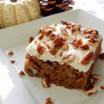 Einkorn Pumpkin Cake | Anita's Organic Mill