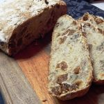 Walnut & Fig No-Knead Bread | Anita's Organic Mill
