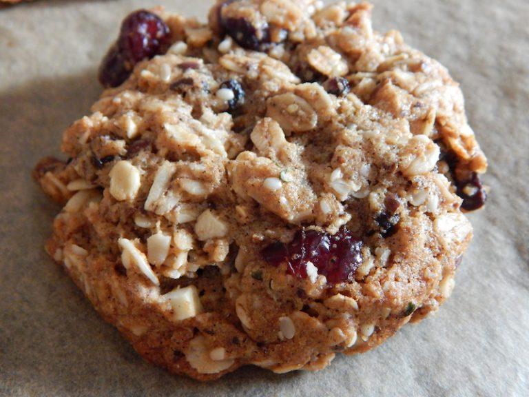 Fruit & Nut Emmer Cookies   Anita's Organic Mill