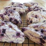 Blueberry & Lemon Scones | Anita's Organic Mill