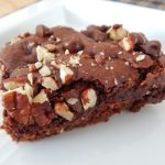 Quinoa Flour Chocolate Brownies | Anita's Organic Mill