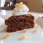 Old Fashioned Gingerbread Cake | Anita's Organic Mill