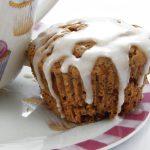 Lemon Poppy Seed Muffins with Lemony Drizzle | Anita's Organic Mill