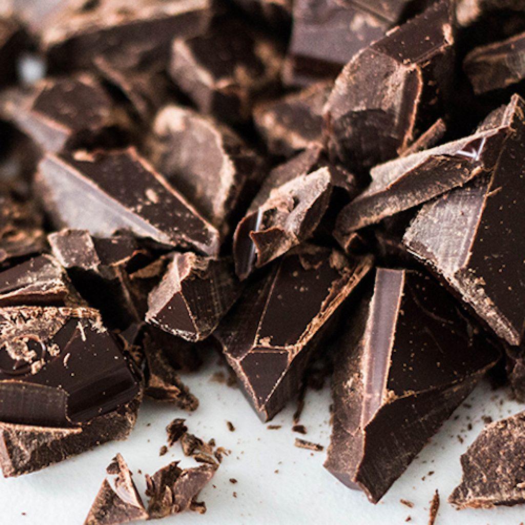 Melting Chocolate | Anita's Organic Mill