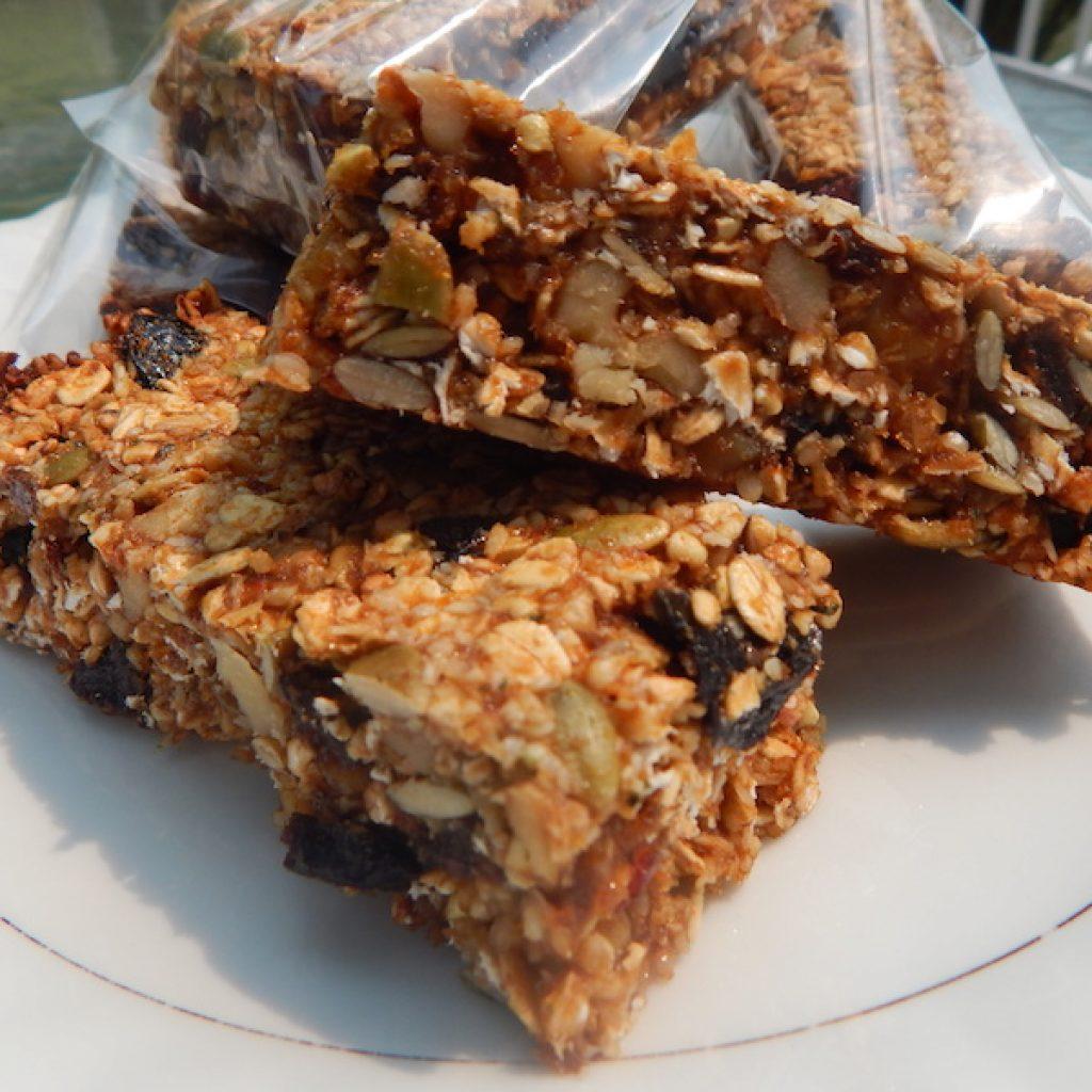 No Sugar Energy Bars | Anita's Organic Mill