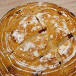 Rye Bread with Cranberries, Pecans & Lemon | Anita's Organic Mill