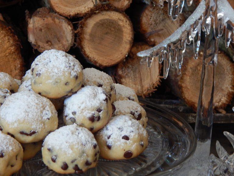 Snowball Cookies   Anita's Organic Mill