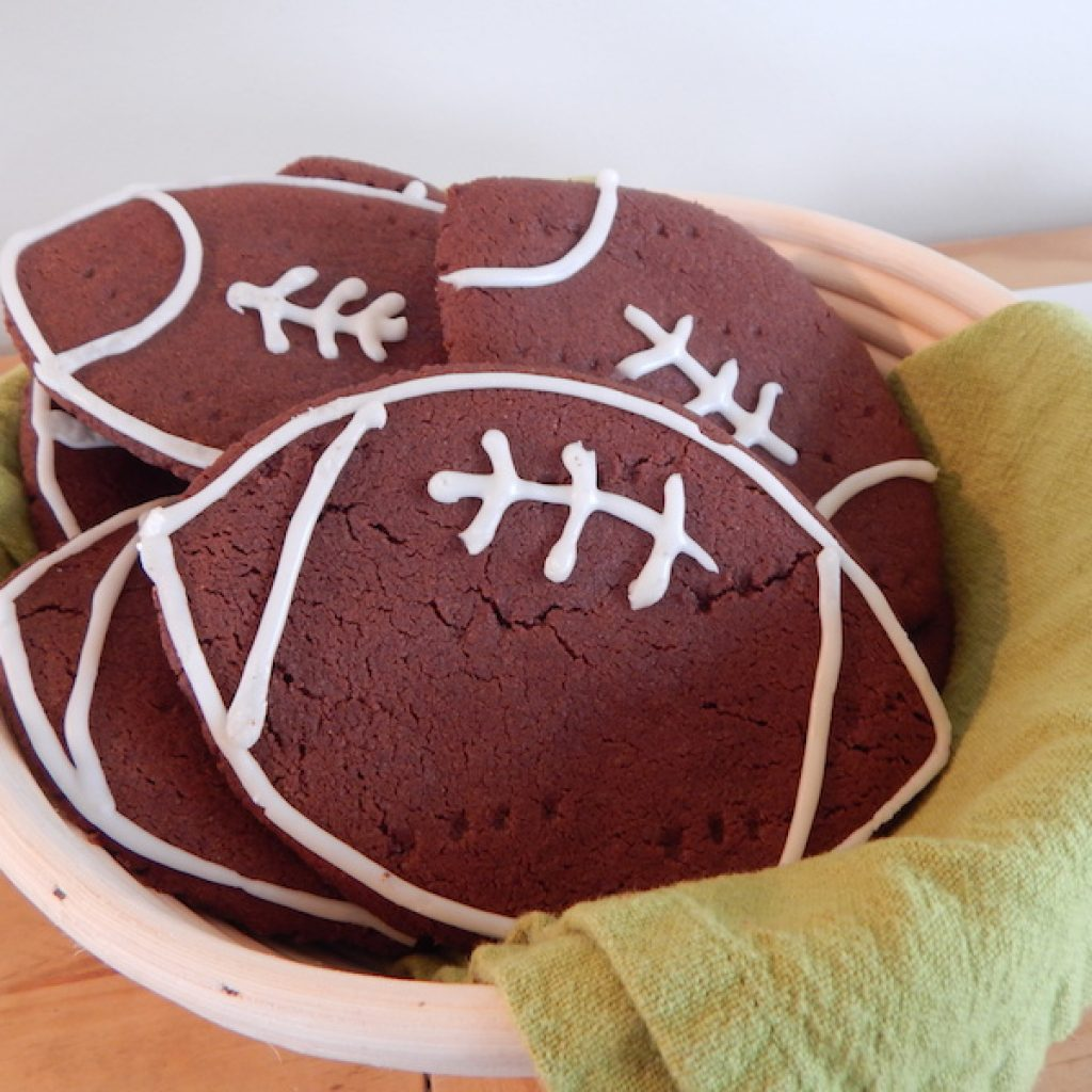 Superbowl Chocolate Cookies | Anita's Organic Mill