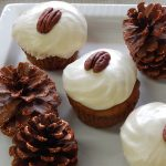 Sweet Potato Cupcakes with Orange Zested Cream Cheese Frosting | Anita's Organic Mill