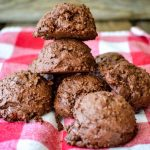 Double Chocolate Buckwheat Rye Cookies | Anita's Organic Mill