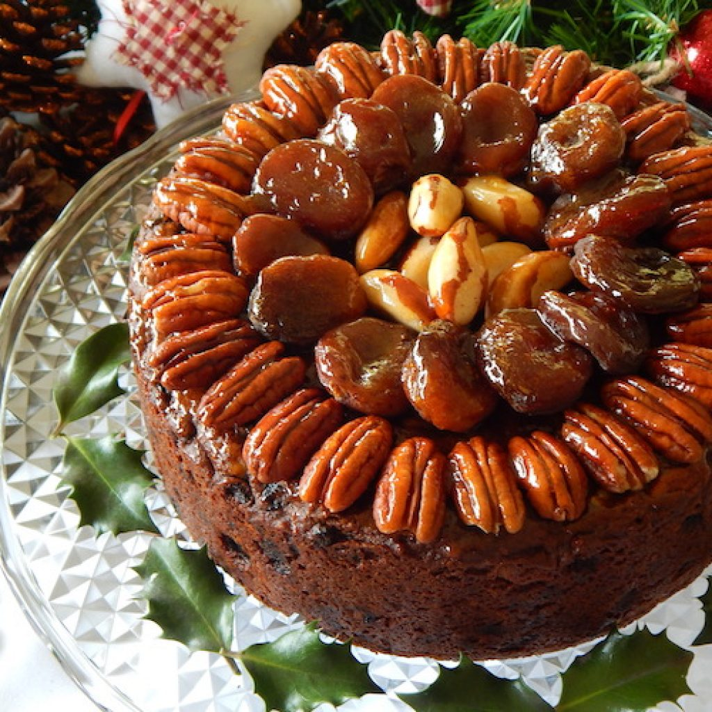 Christmas Cake_Anita's Organic Mill
