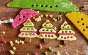 Colourful Christmas Cookies | Anita's Organic Mill