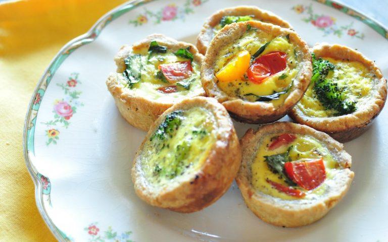 Anita's Organic   Quiche