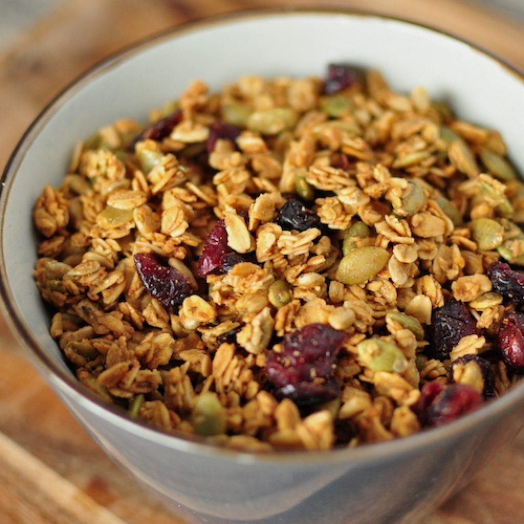 Honey Maple Granola | Anita's Organic