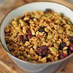 Honey Maple Granola   Anita's Organic