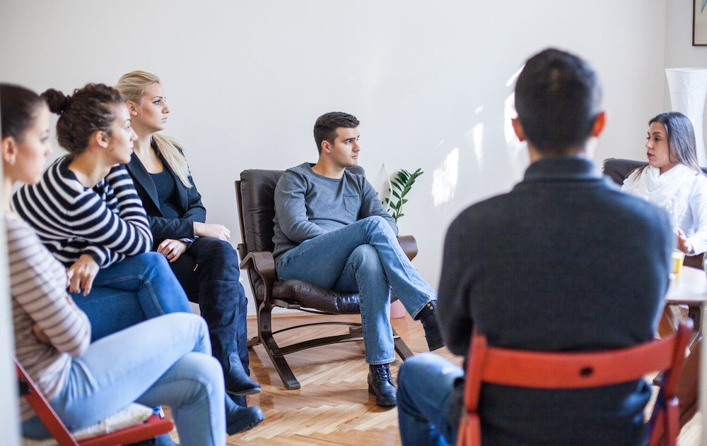 group therapy counseling clinicians oakland