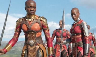 dora milaje in black panther movie