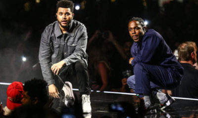 kendrick lamar and the weeknd