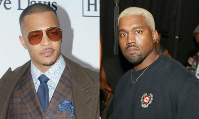 ti and kanye west