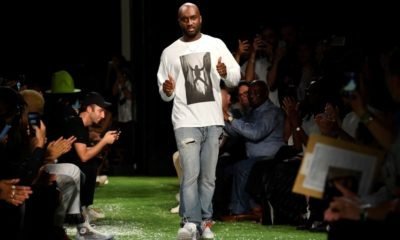Virgil Abloh for Louis Vutton
