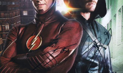 green arrow and the flash the cw
