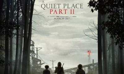 a quiet place part 2 movie poster