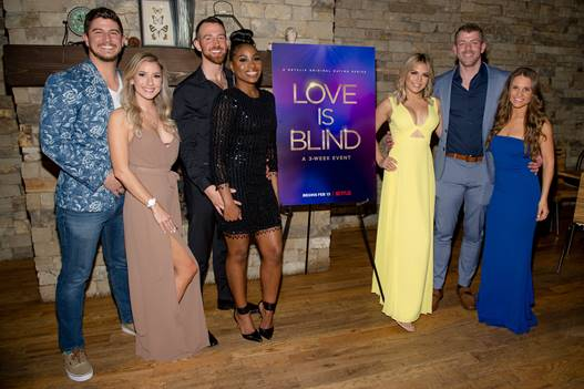 love is blind netflix viewing party atlanta