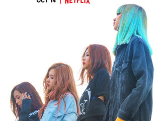 blackpink light up the sky Netflix k-pop