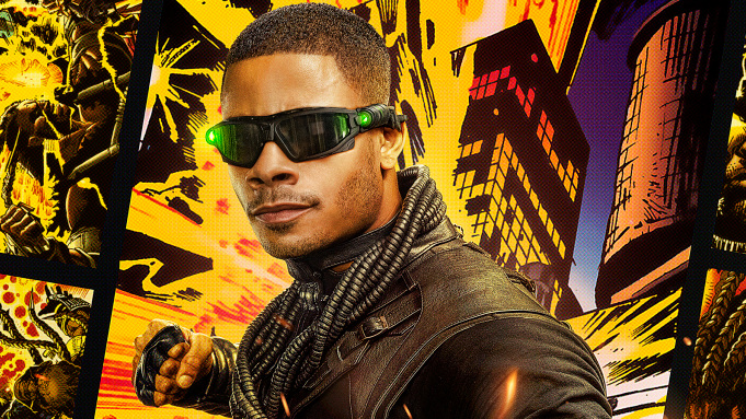 jordan calloway painkiller black lightning spinoff