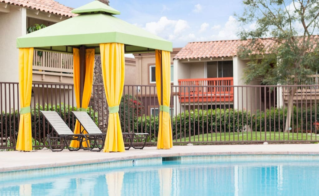Resort Style Pool at Serena Vista