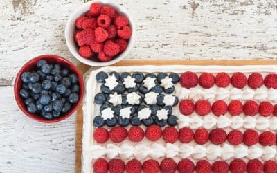 Three Red, White, and Blue Treats to Make for the Fourth of July