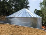 Water Storage Tank for Fire Protection