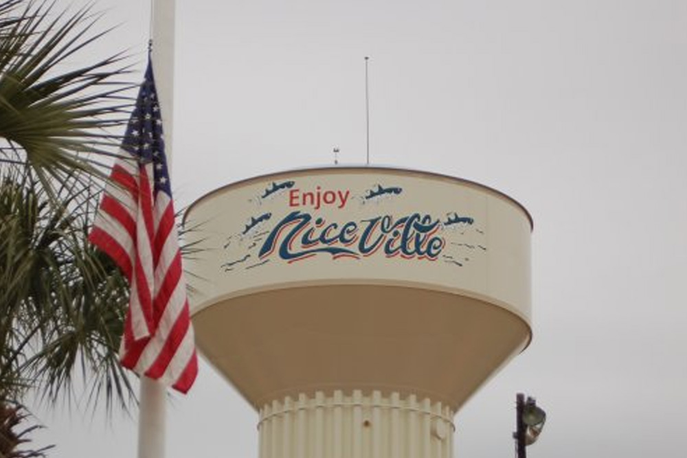 Niceville Water Tower