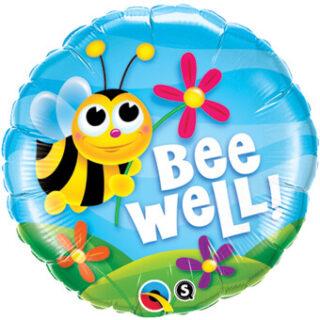 bee well balloon
