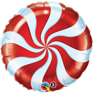 red candy balloon